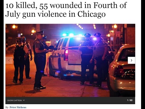 Chicago Gang Violence is out of hand