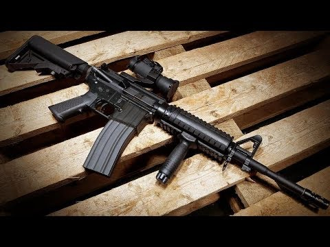 Delaware Looking To Ban ARs AKs and MORE