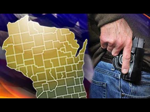 Wisconsin Constitutional Carry Discussion Today