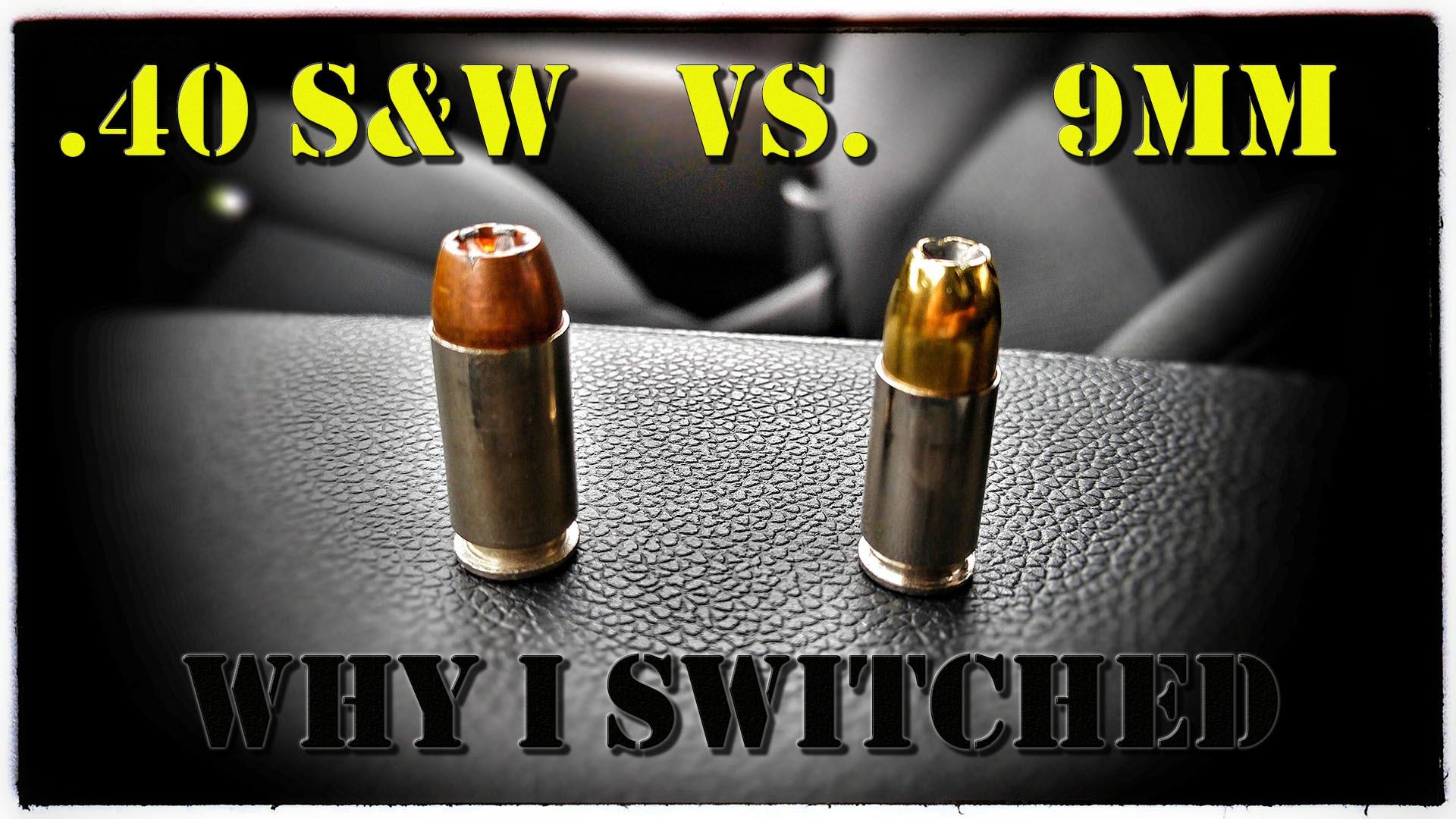 Why I Switched From 40 to 9mm