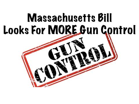 More Gun Control For Massachusetts??!!??