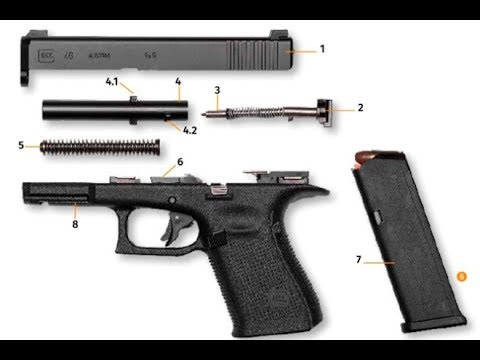 New Glock 46 with ROTATING Barrel