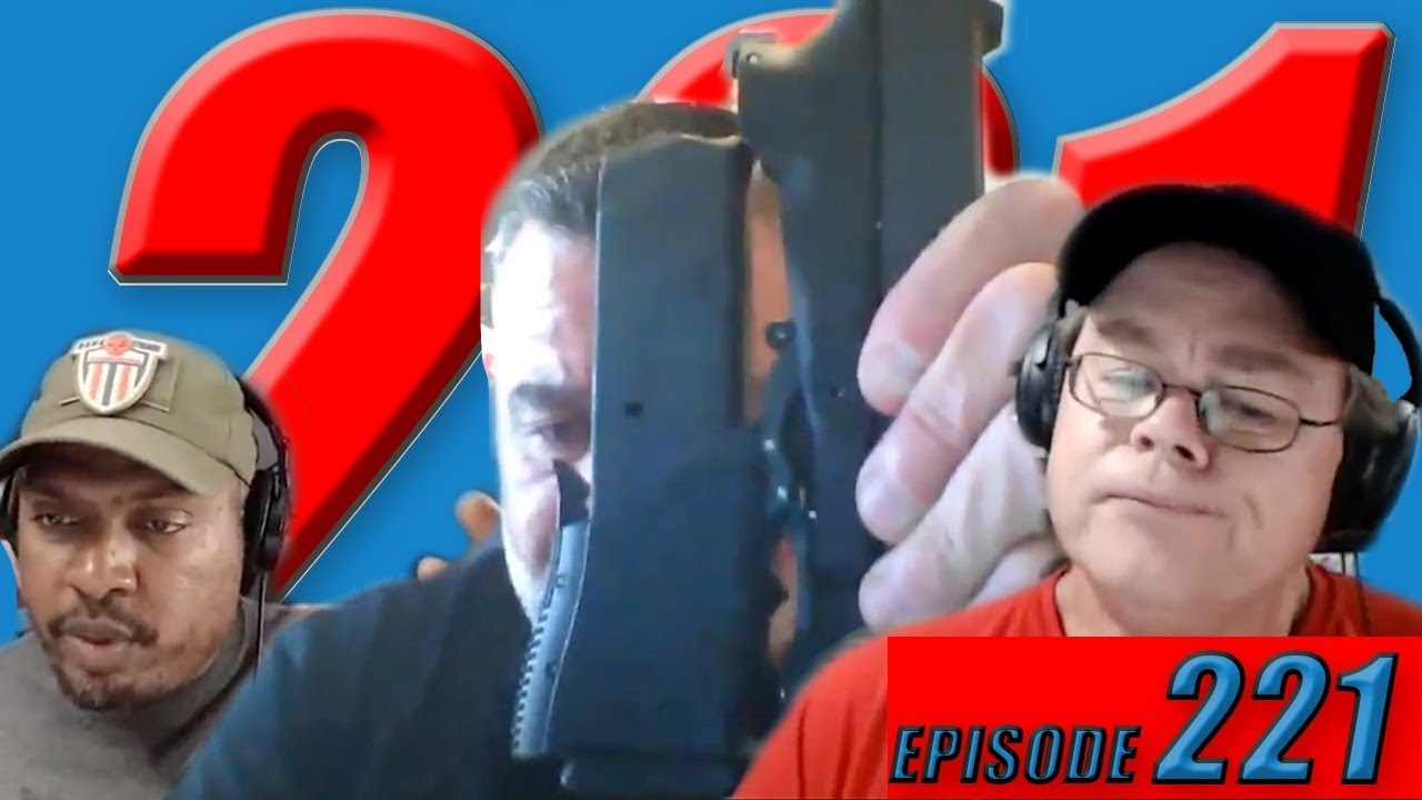 Folding Glock Everything You Wanted To Know: with Trey from Full Conceal 🇺🇸Han