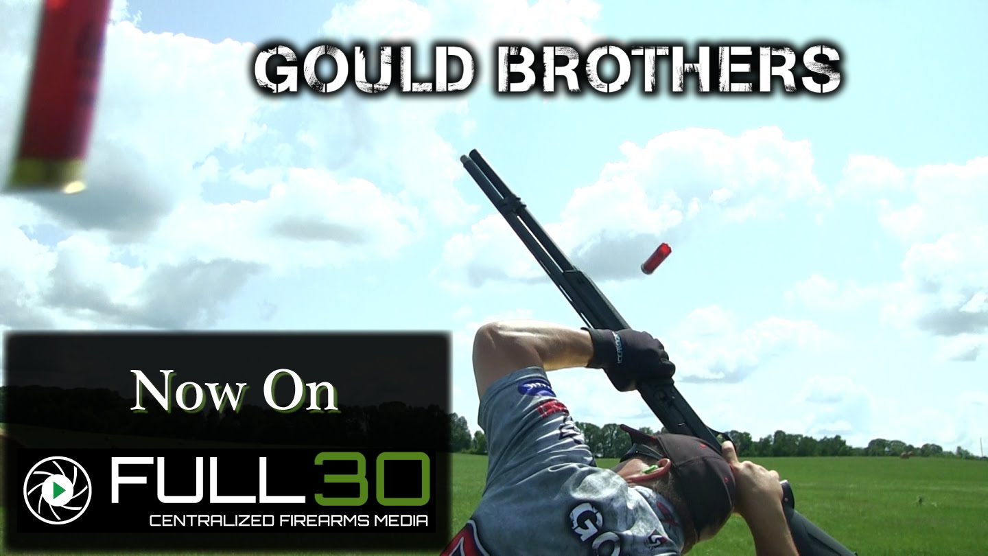 The Harlem Globetrotter of Shotguns? - Gould Brothers Exhibition Shooting - Now on Full30.com