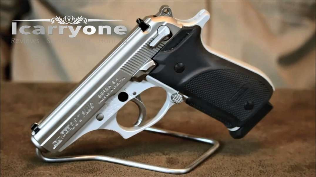 Bersa Thunder Plus - High Capacity .380