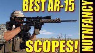 """Best AR-15 Scopes"" by Nutnfancy"
