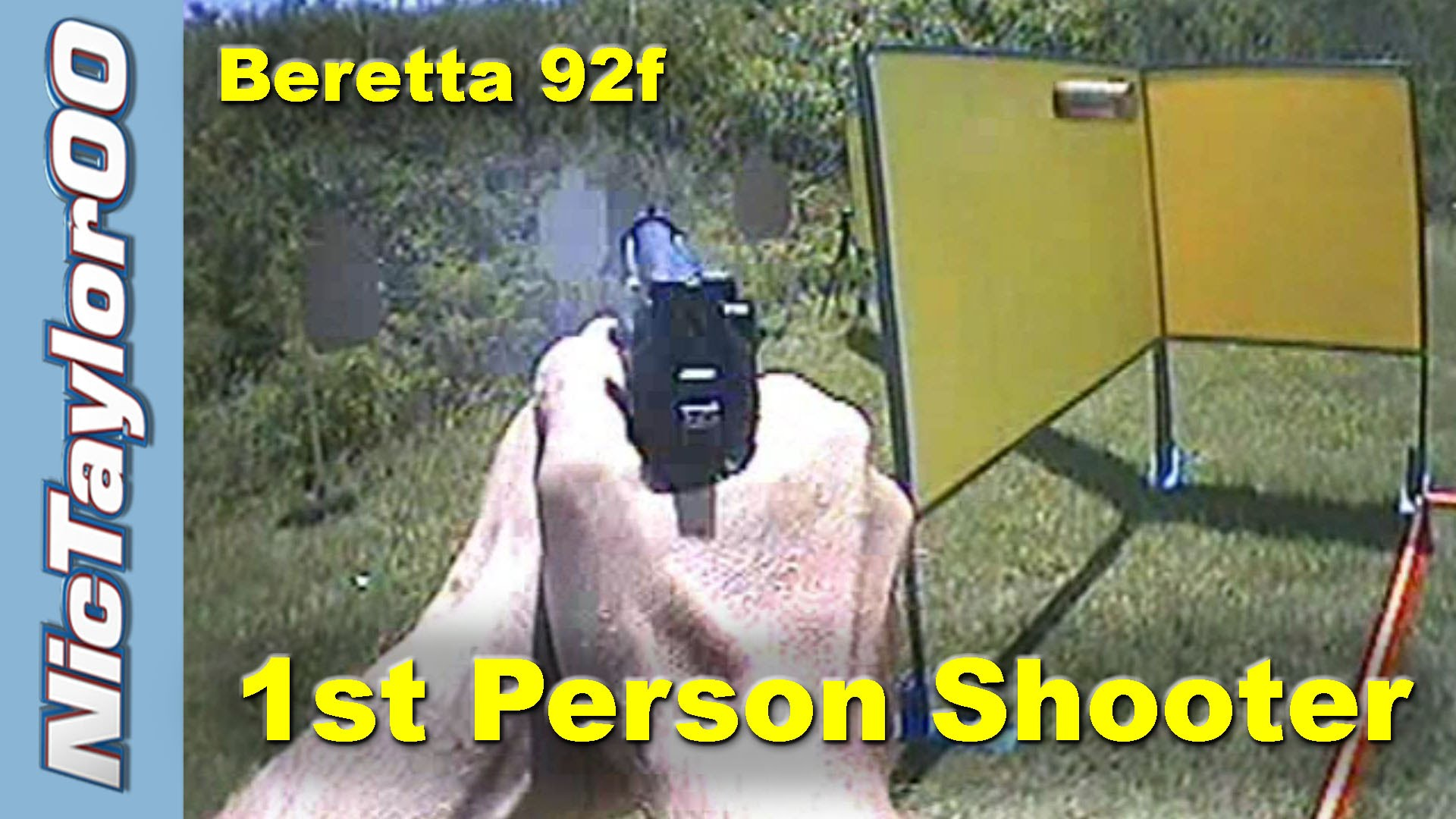Beretta 92F 9mm in USPSA Production Division