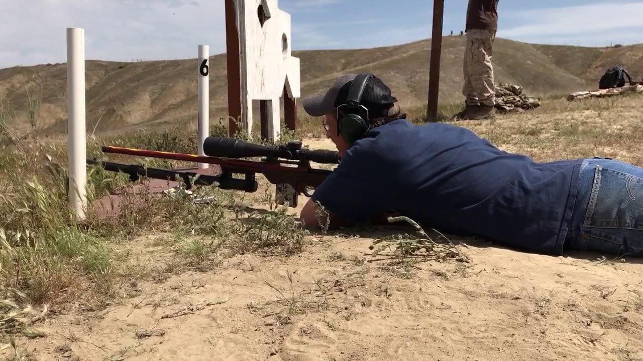 Ballistic_XLR Stage 6 At April Avenal Gun Club Long Range Match