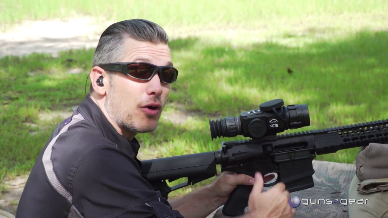 Recent review from Guns & Gear of the ATN Smart HD Optics Line of Products