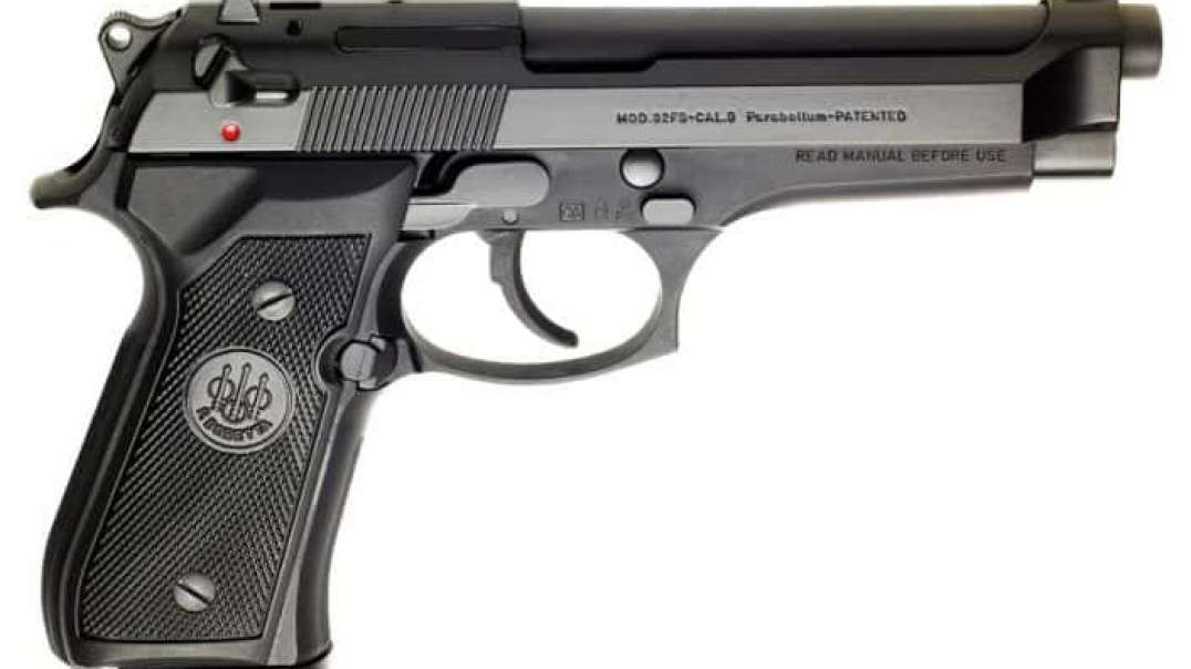 Beretta 92 96 M9 Field Strip