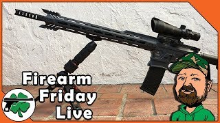 Talking Shop With Mid-Evil Industries - Firearm Friday LIVE