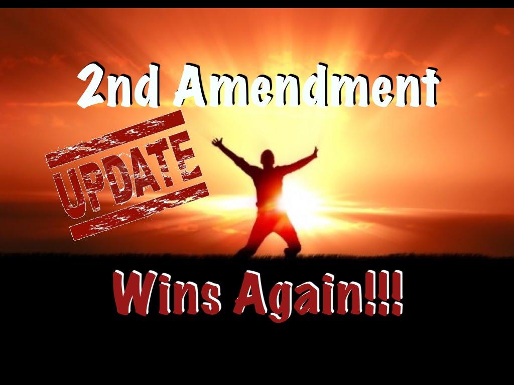 2nd Amendment Wins Again!