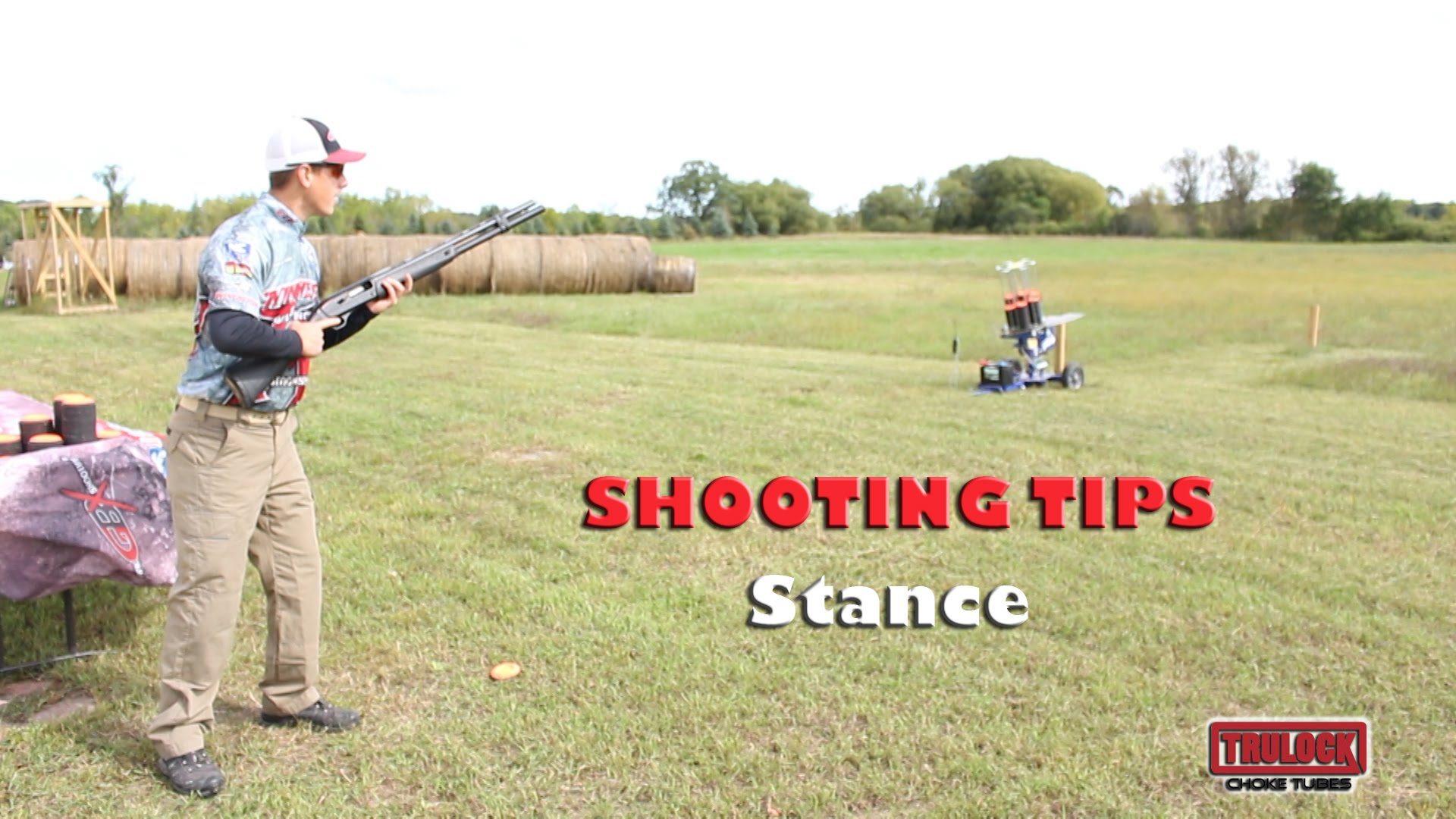 Tips for Better Wing & Clay Shooting - Stance
