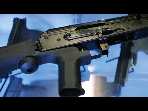 Massachusetts Rushes to be 1st State to Ban Bump Stocks