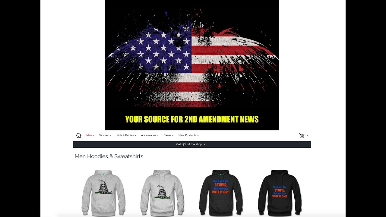Guns & Gadgets Store Launched