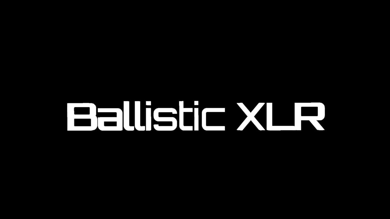 Meccastreisand / BallisticXLR Channel Intro