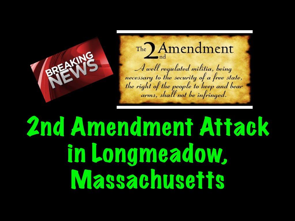 Gun Ban Vote In Longmeadow, Massachusetts