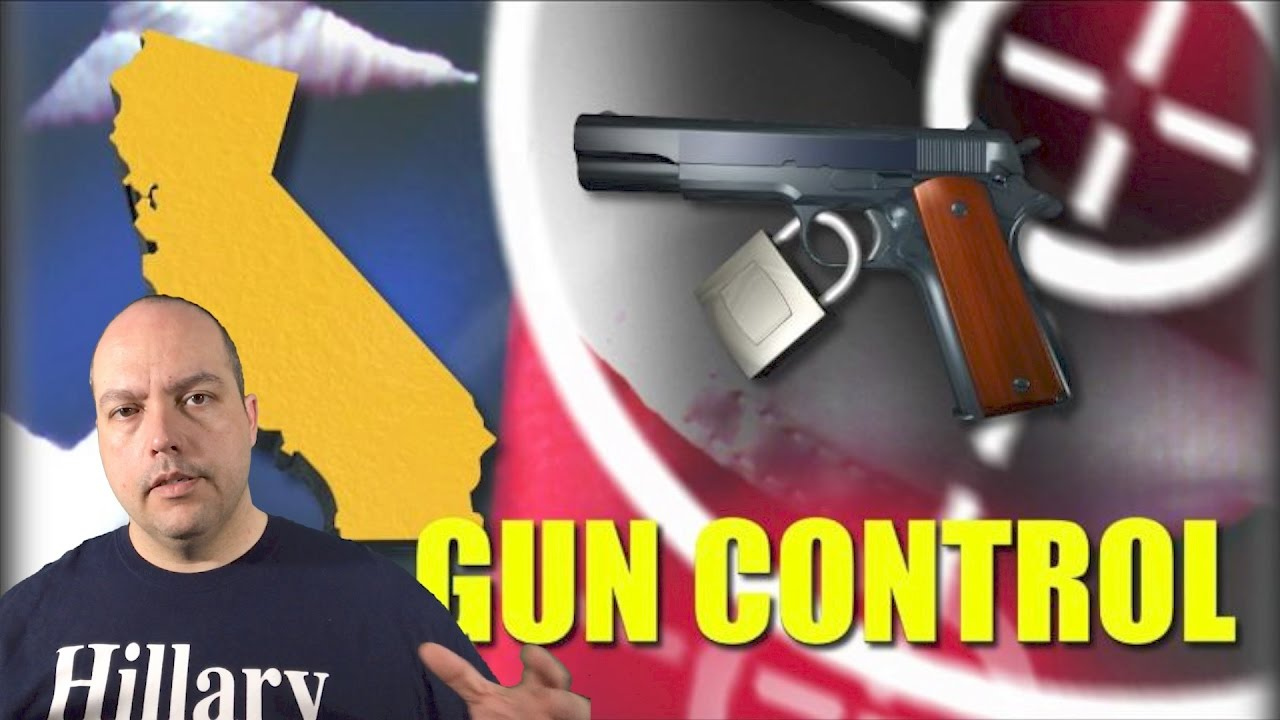 NRA Sues California Over Gunmageddon