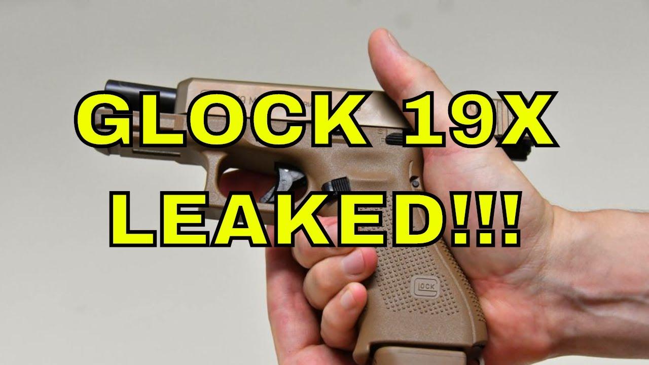 New Glock 19X Leaked