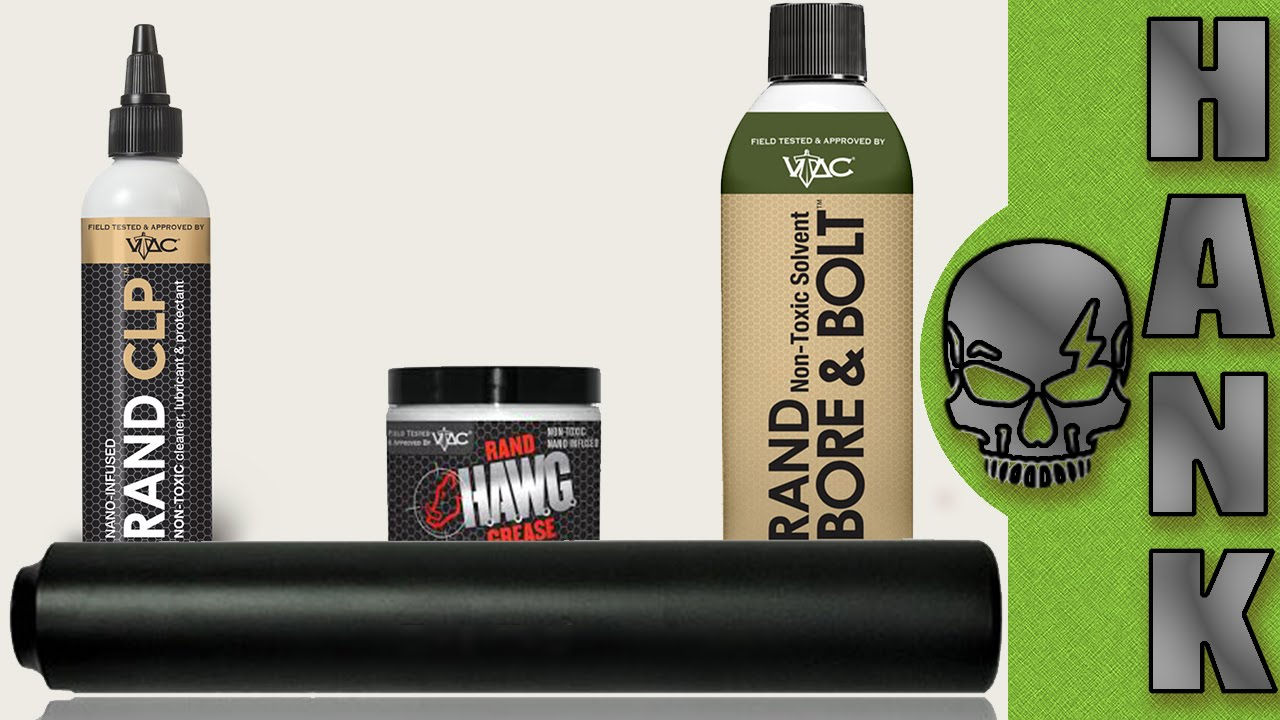 Rand CLP HAWG Grease for Suppressors