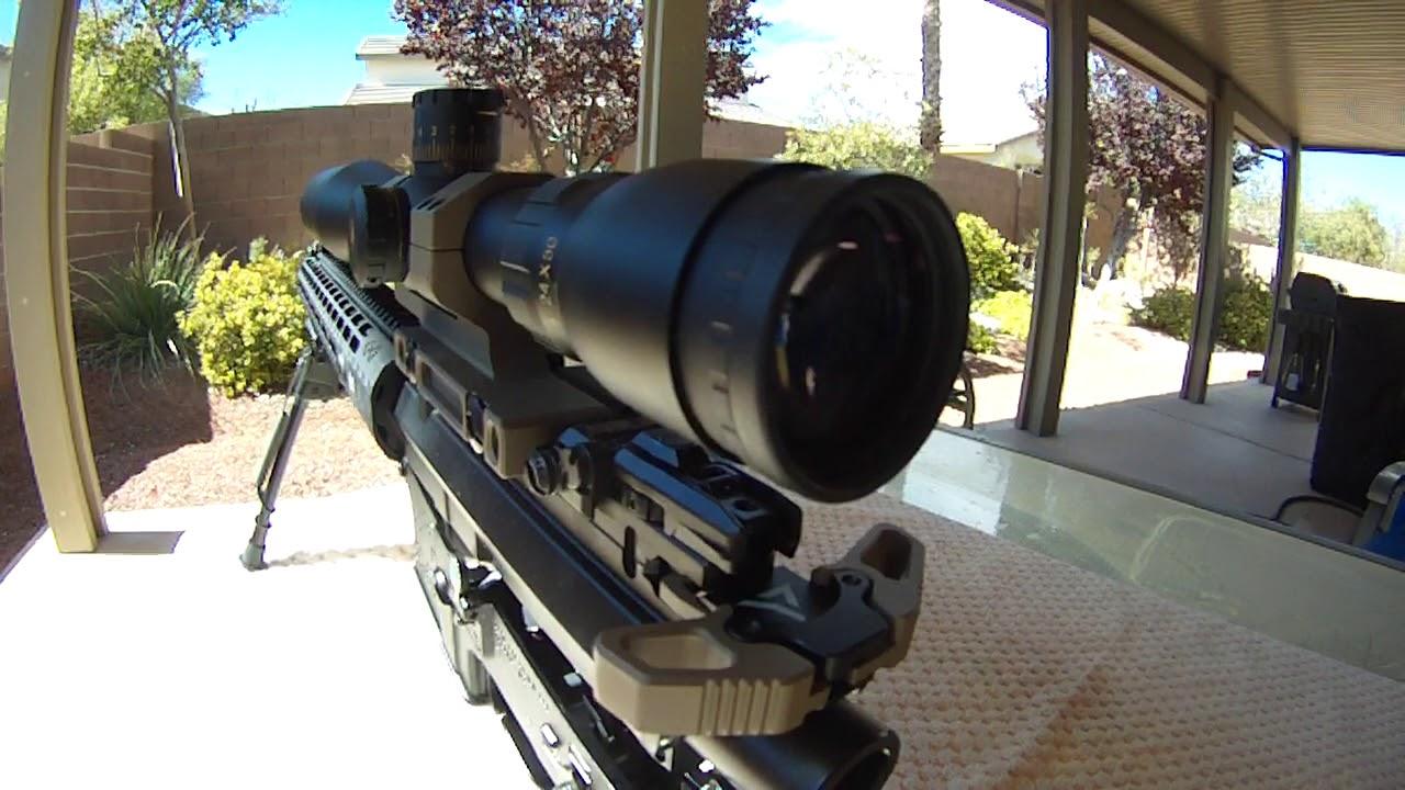 Aero Precision AR-15 new build 01, 10-17-2018