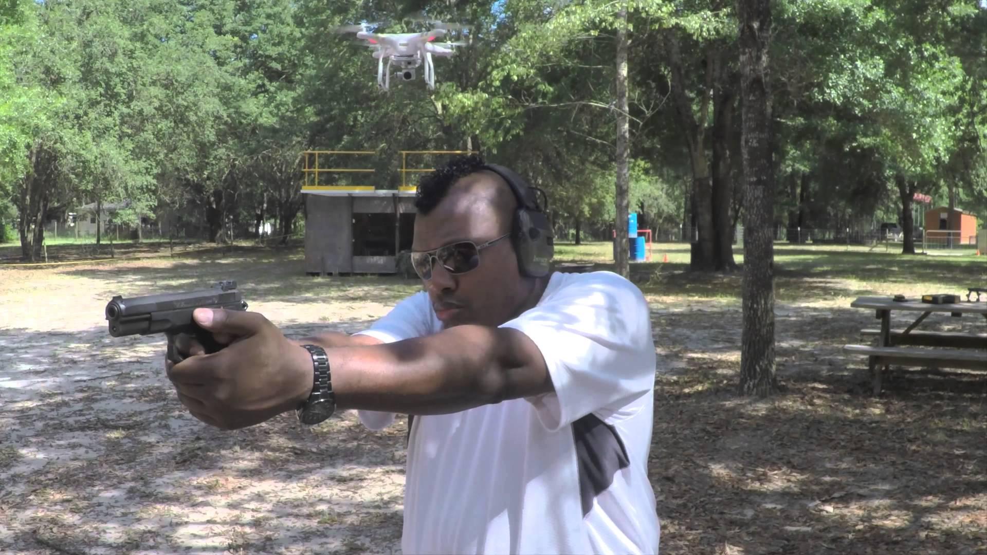 CZ 75 Shadow 9mm Pistol on THE HACIENDA 4K
