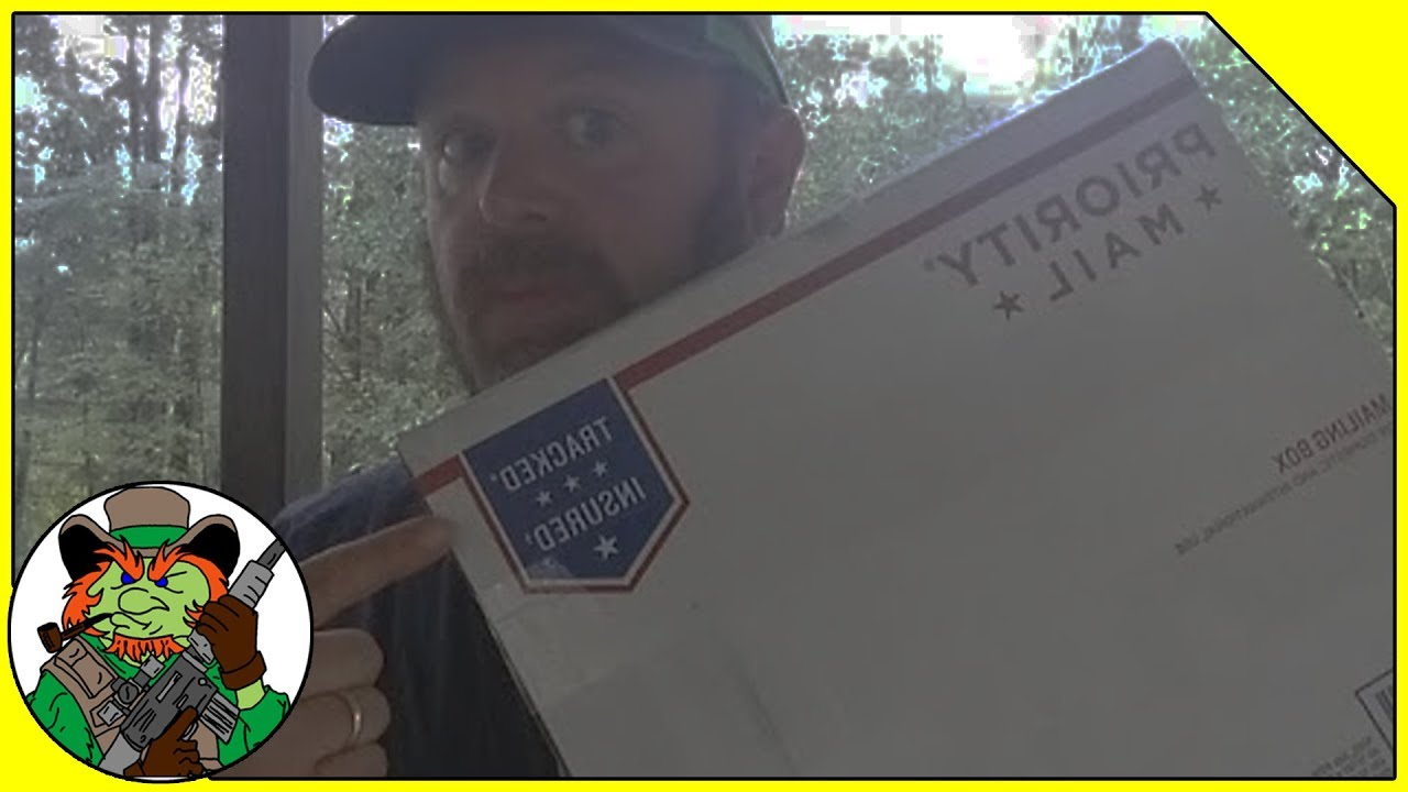 Mail Time - ThecrazyScotsman Edition