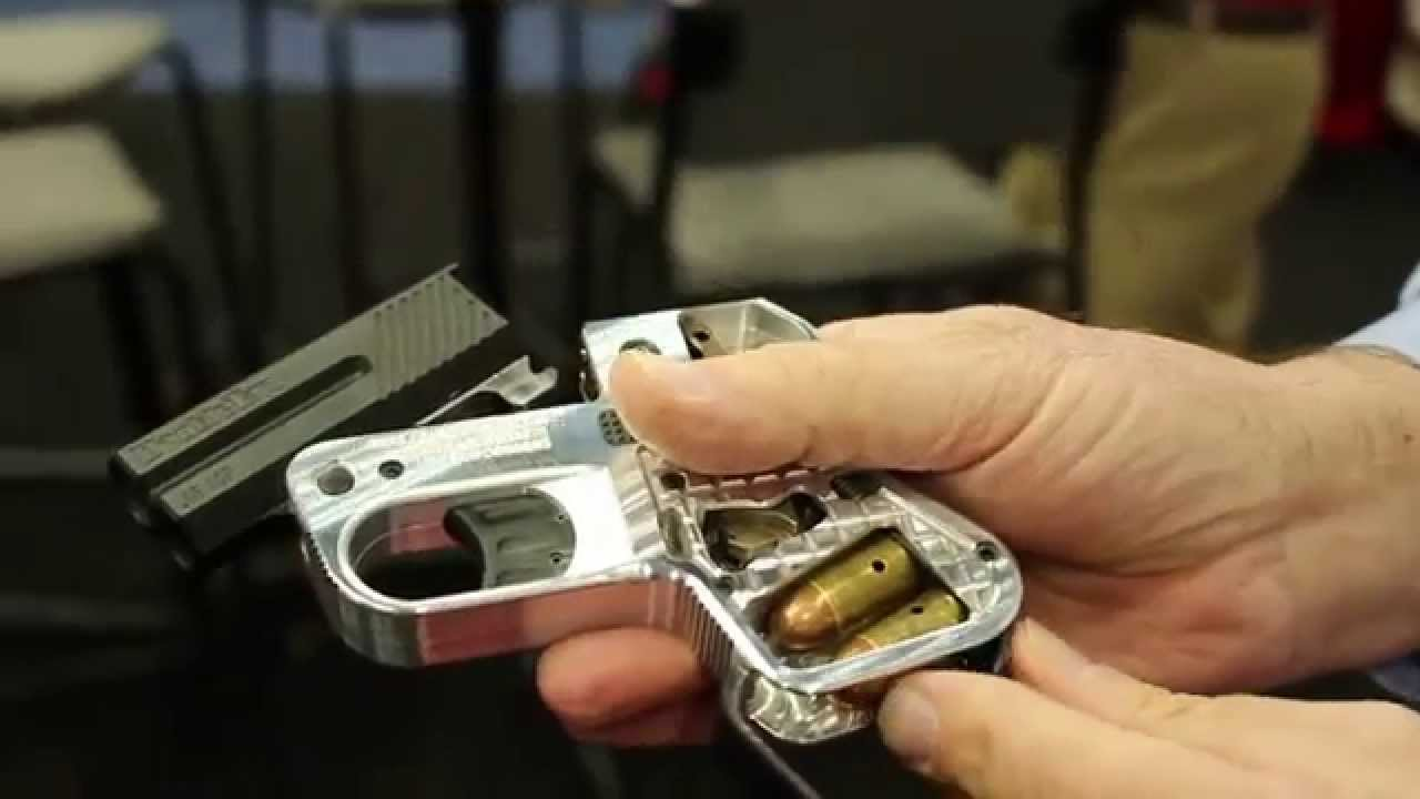 Pocket Pistol DoubleTap Defense at 2014 NRA Annual Meeting