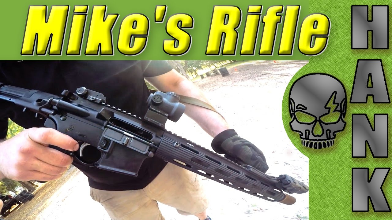 Rand CLP Giveaway &  Mike's AR-15 Rifle Build