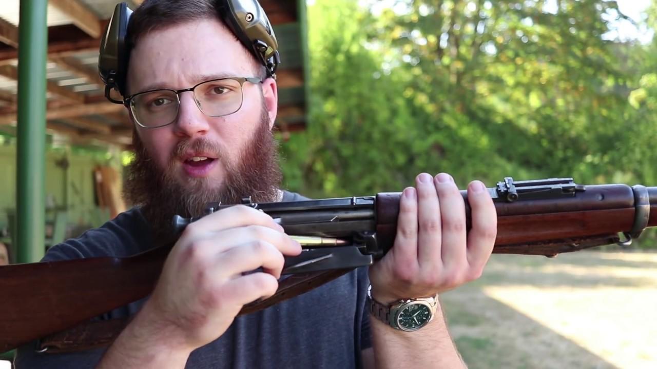 1898 Krag Jorgensen Rifle