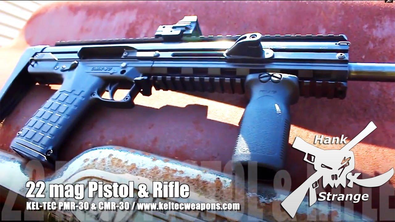 Keltec CMR-30 & PMR-30 22 Magnum