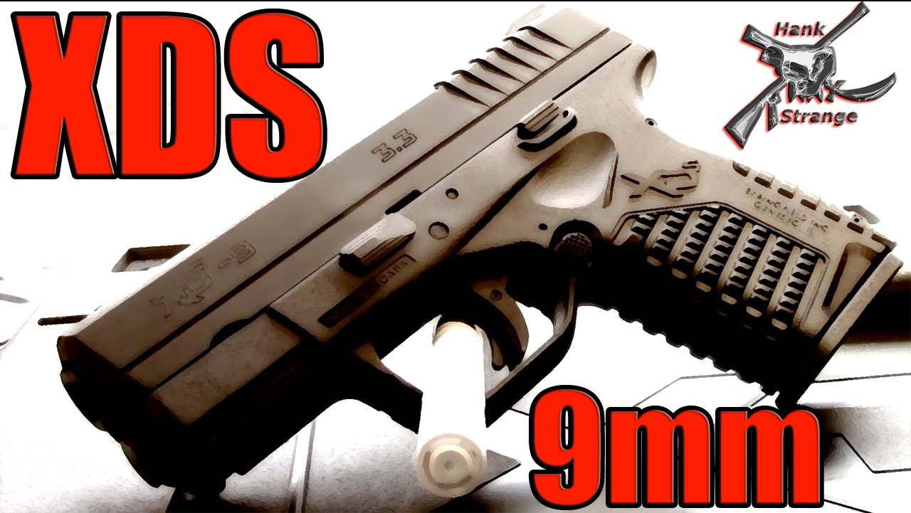 Springfield Armory XDS 9mm Sub Compact Gun Review & Comparison