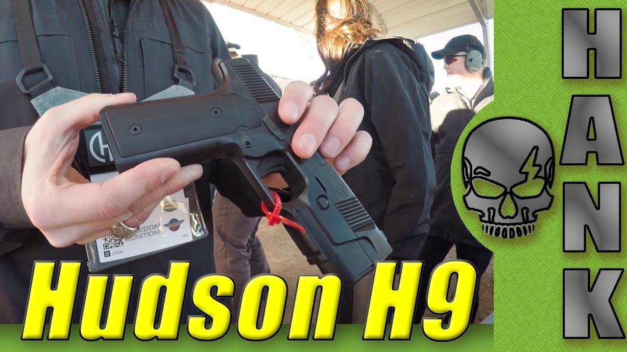 Hudson H9 SHOT show 2017