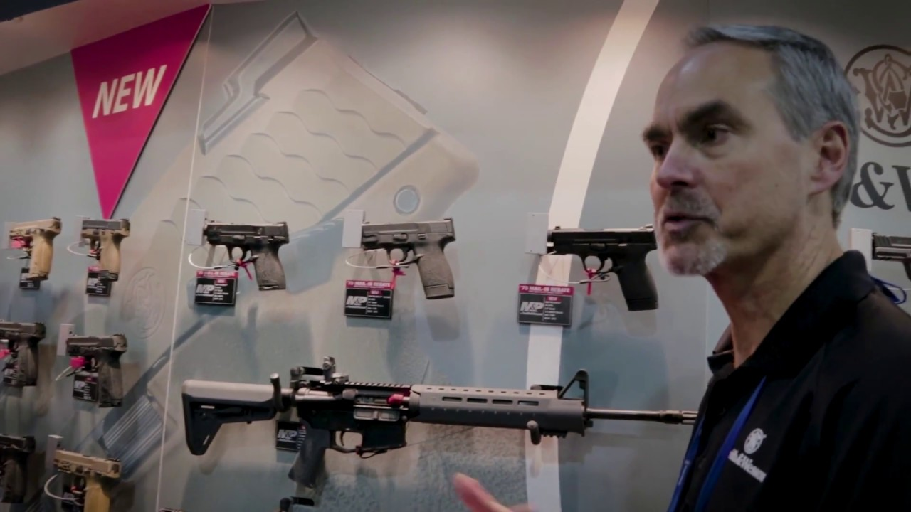 Smith and Wesson What's New at NRAAM 2017