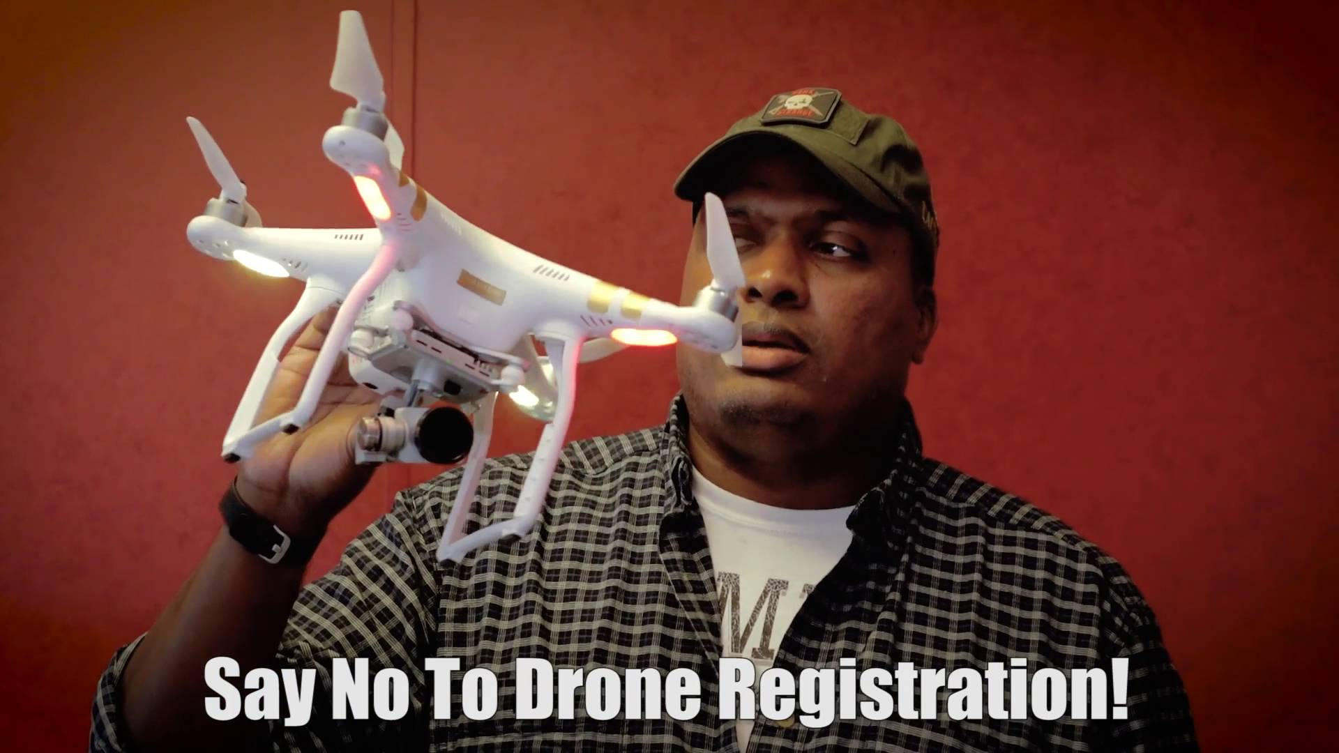 Drone Laws : Just Say No To Registration