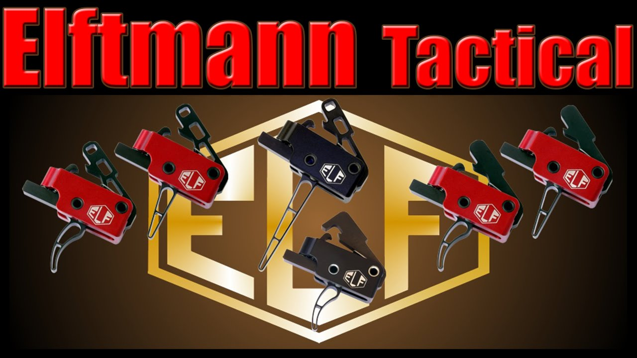 Elftmann Tactical Triggers Everything you Need to Know