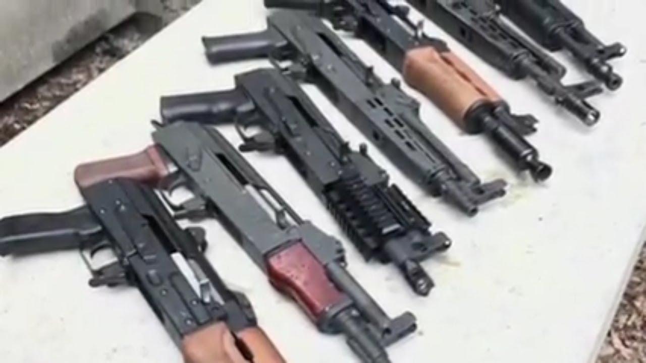 AK Pistols Teaser