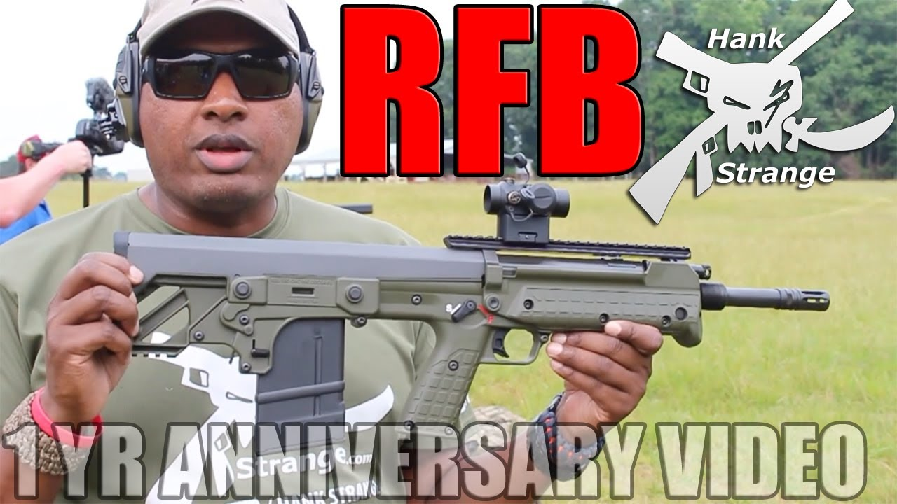 Shooting RFB 18 and 24 inch barrel on IV8888 Ranch