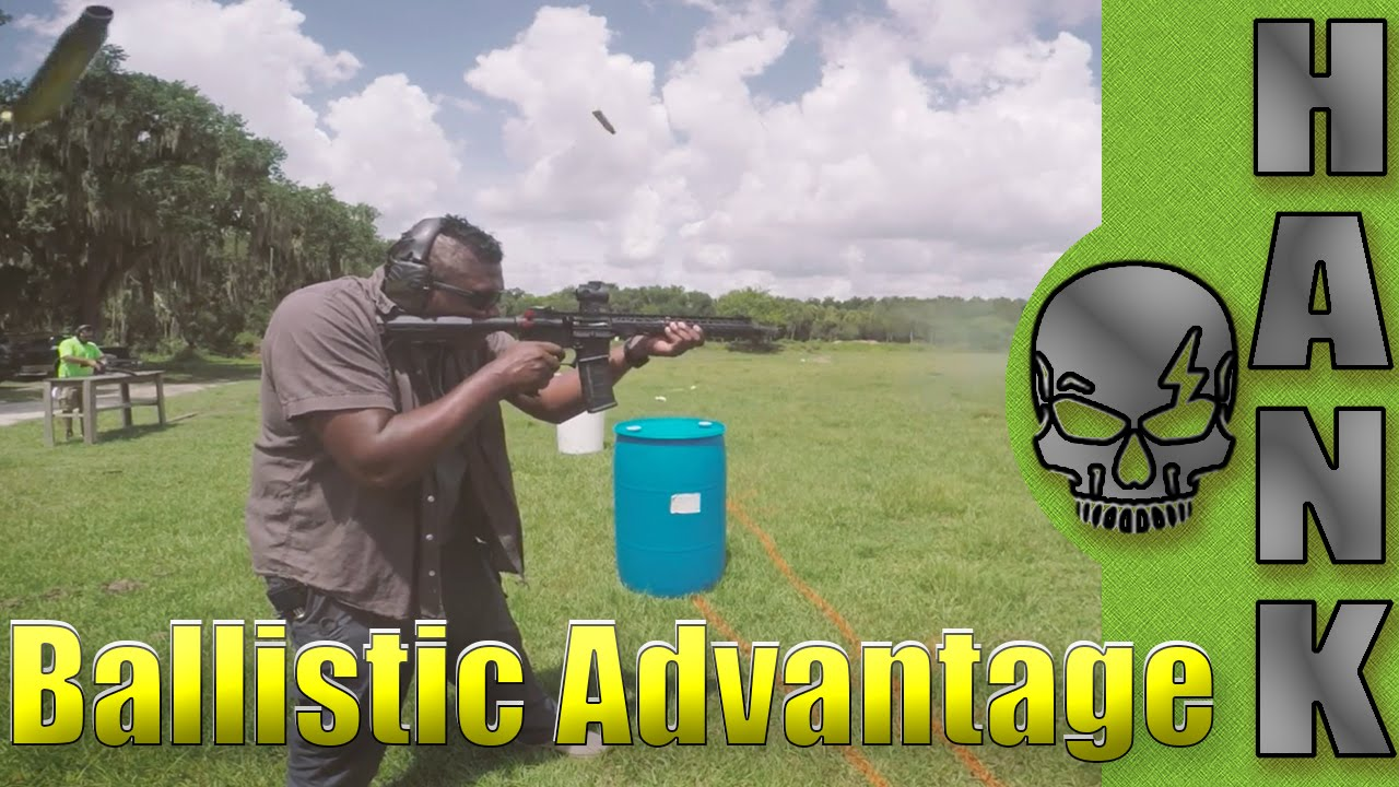 Ballistic Advantage & Strike Industries Rifle