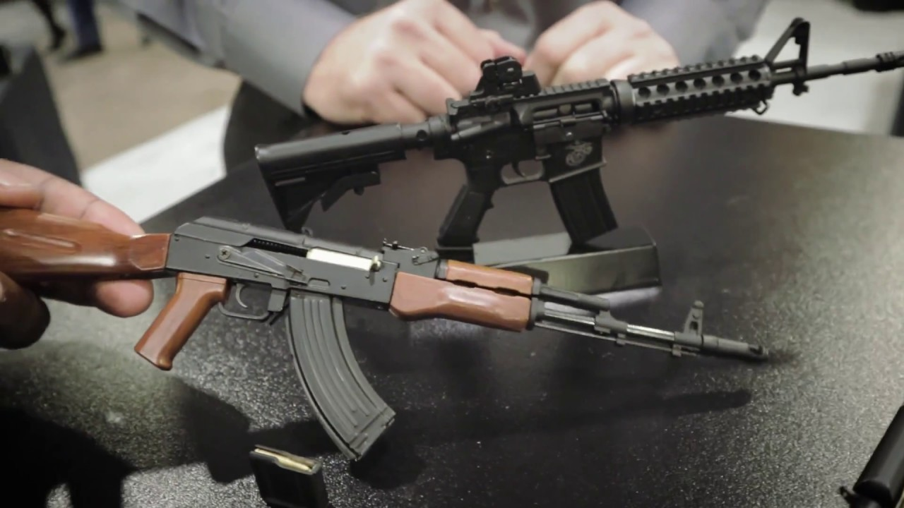 ATI Outdoors 1/3 Scale Replica Guns Shot Show 2018
