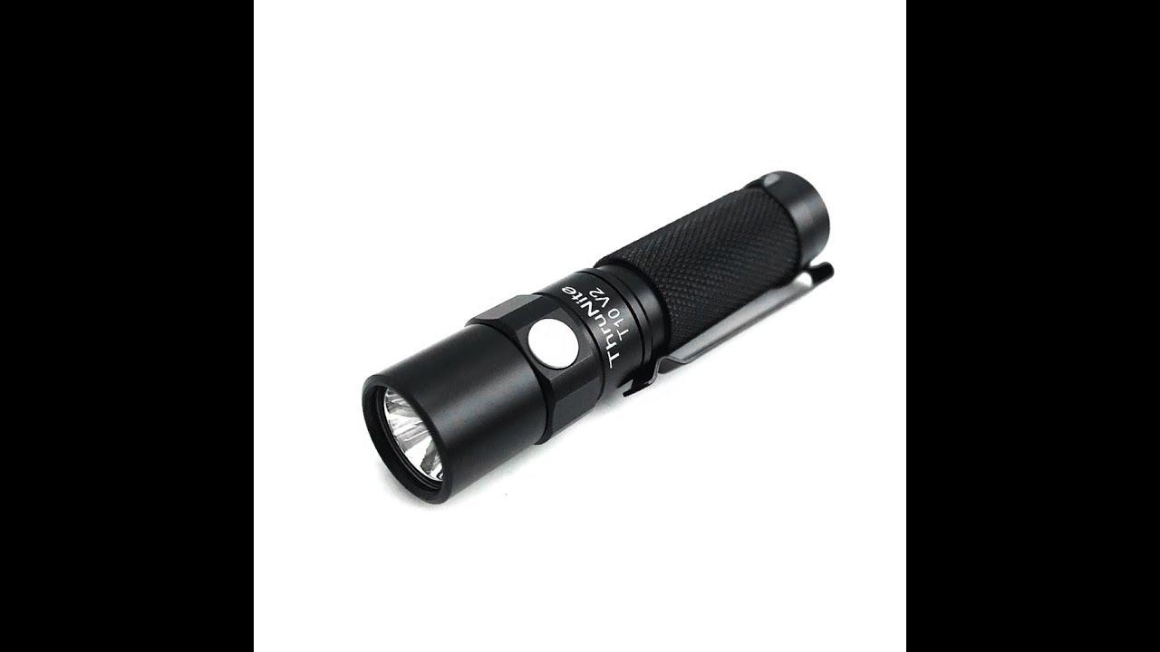 ThruNite T10 V2 EDC Flashlight