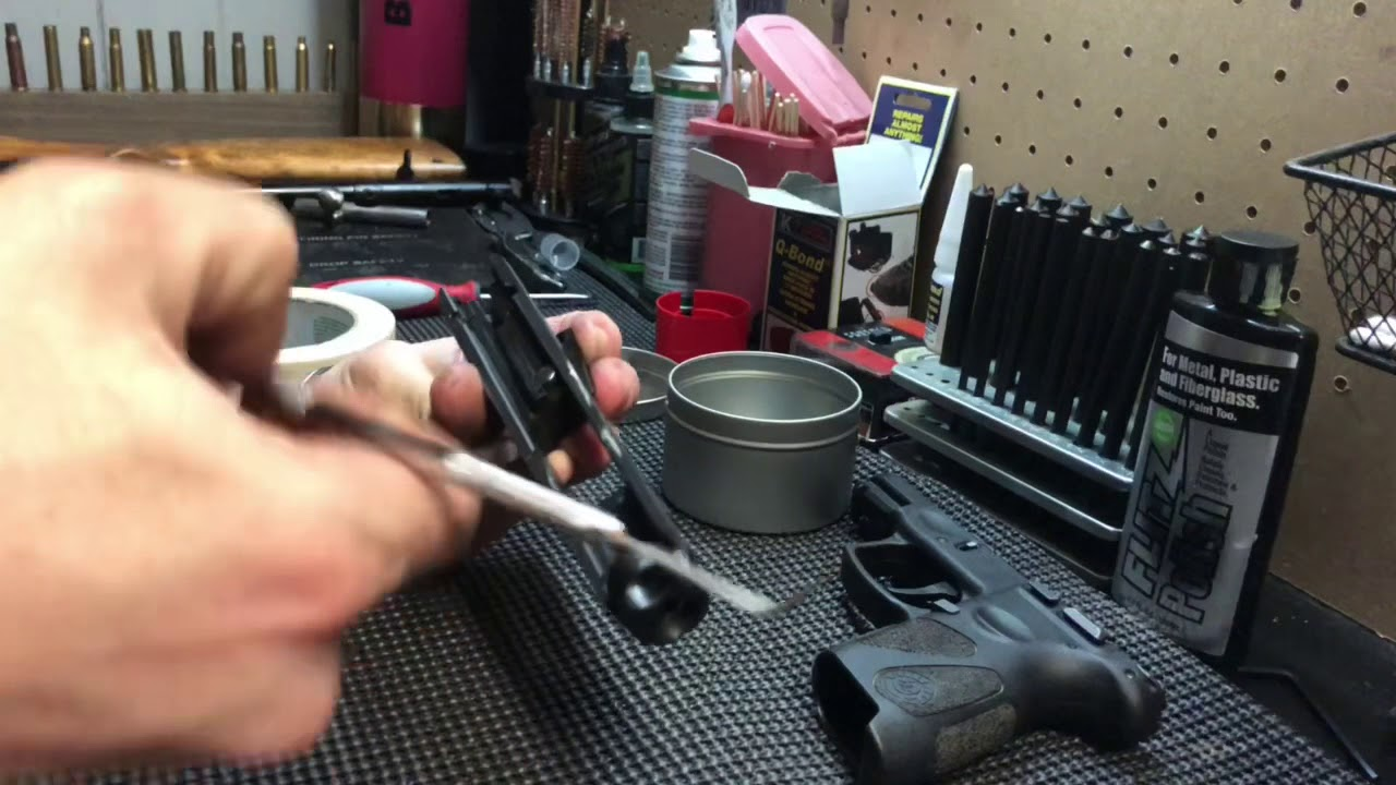 Taurus PT111 G2 Assembly Part 3