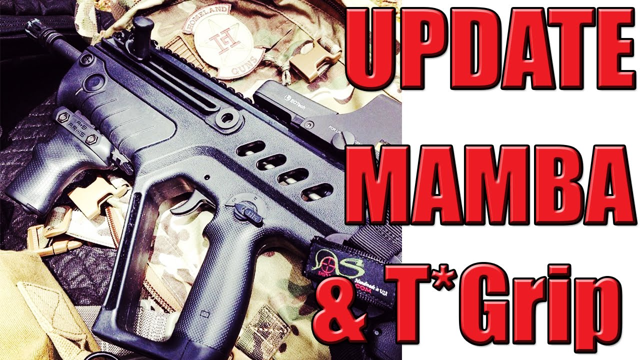 Hank's Tavor Upgrades & Update