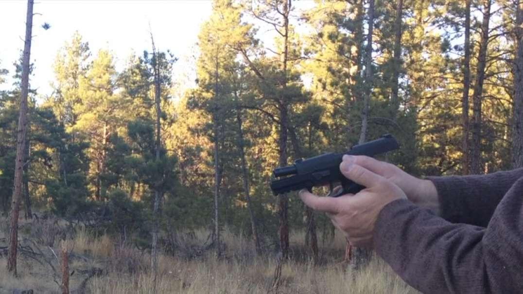 P320 80% Range Testing Video