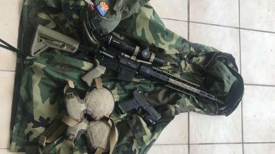Rio Salado 2-Gun/3-Gun 10-13-2018