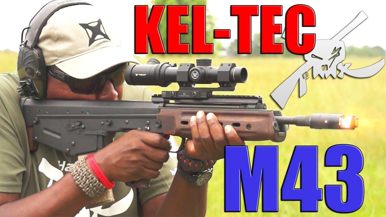 Kel-Tec M43 Bullpup Rifle