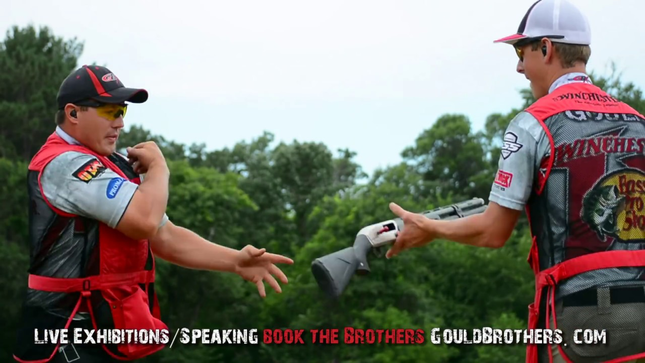 Live Trick Shooting Shows by the Gould Brothers