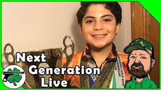 Sergio Padilla, Competitive Shooter Spotlight - Next Generation LIVE