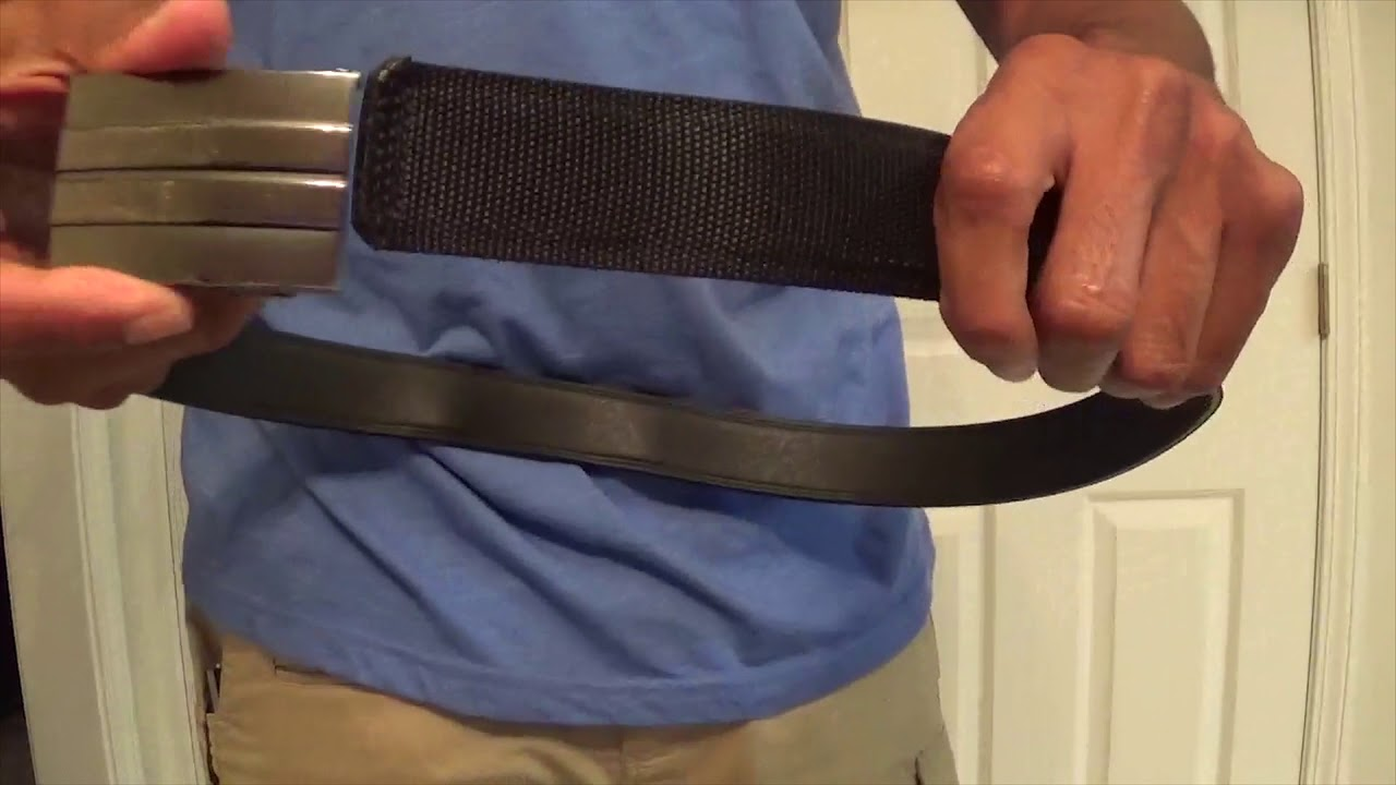 M-W Tactical Product Review - Kore Essentials Gun Belt