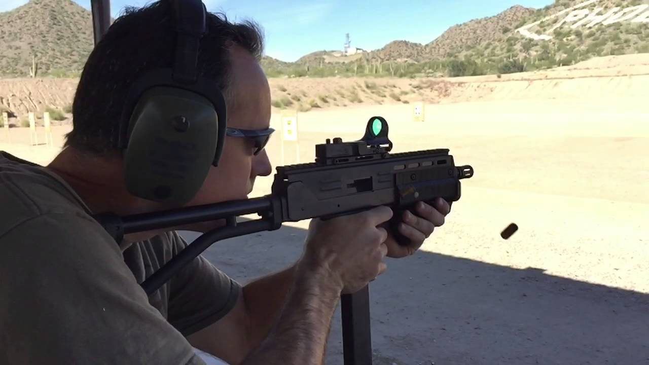 Mac11 9mm Full Auto Machine Gun